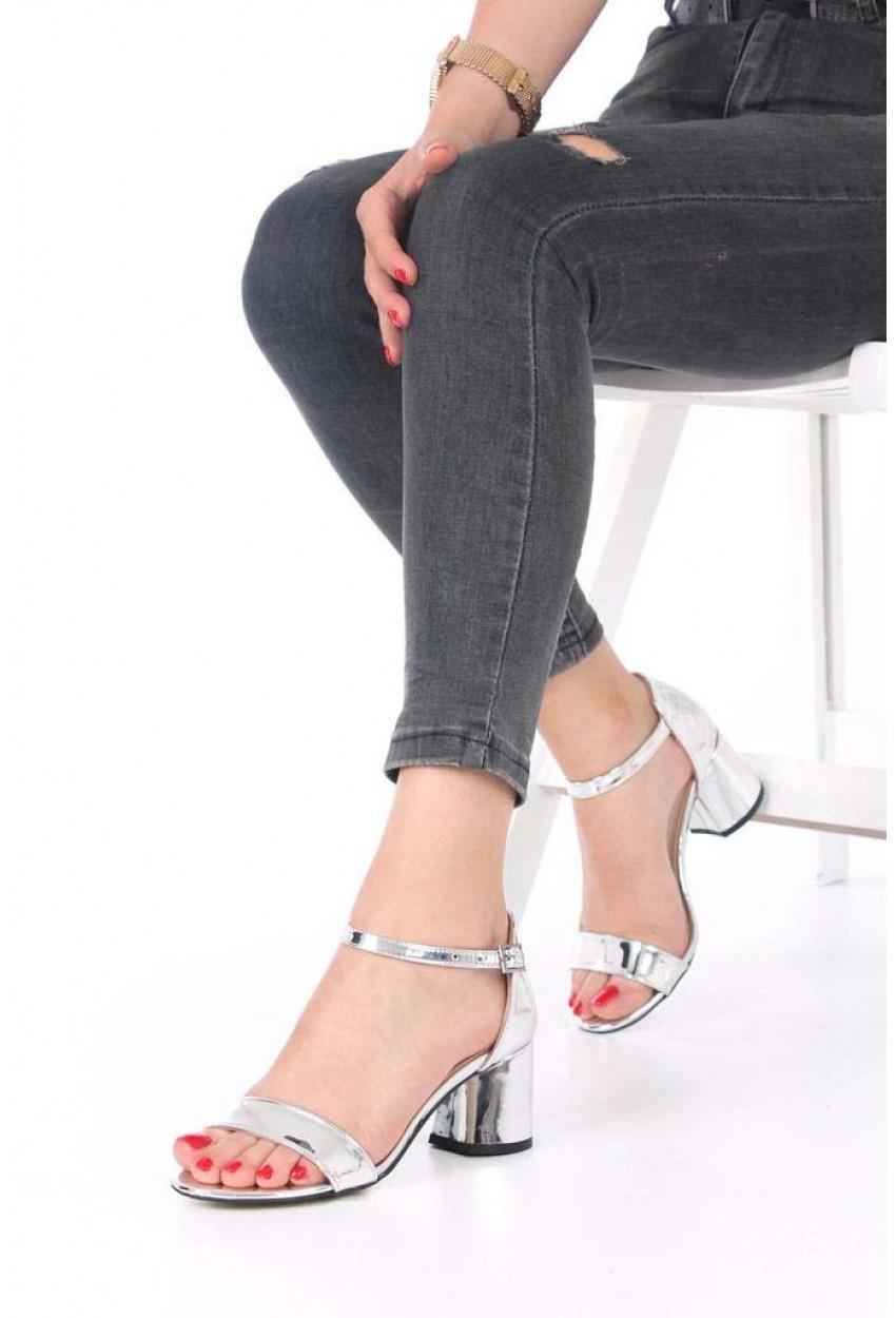 Bayan Topuklu Sandalet GMŞ
